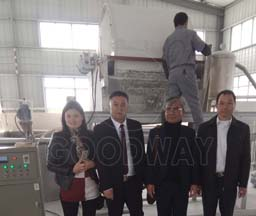 VIETNAM THAI DUONG COMPANY LIMITED - 5T/H INPUT CASSAVA STARCH PROCESSING LINE